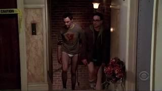 Теория Большого Взрыва - Ну с меня штаны ты точно снял