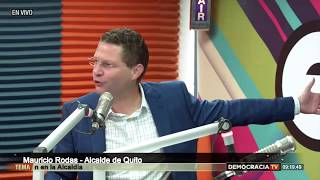 DemocraciaTV: Resumen - 4 años de administración en la Alcaldía