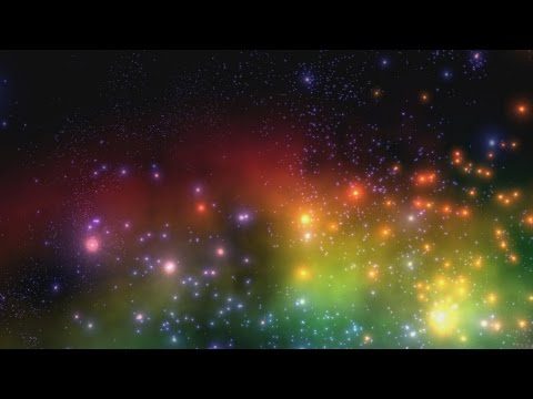 60FPS Massive Stars Space Motion Background Animation Video 1080p