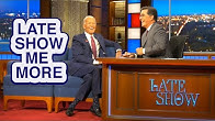LATE SHOW ME MORE: We're Back!