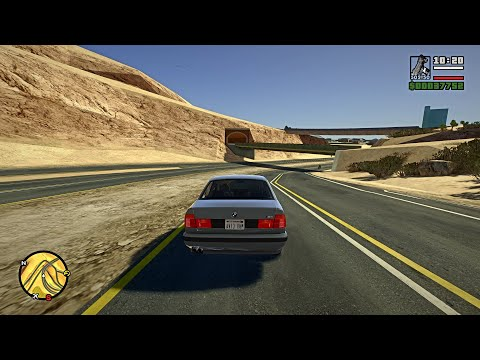 GTA San Andreas Gameplay Walkthrough Part 29 - Grand Theft Auto San Andreas PC 4K 60FPS