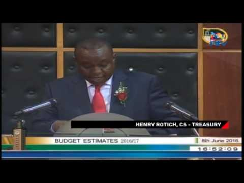 2016/2017 budget emphasis on film and music despite Kenya hosting international sporting events