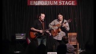 Michael Kelsey and Edgar Cruz at the Emporium 2016