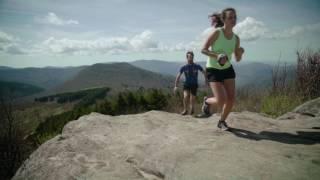 Trail Running in Asheville