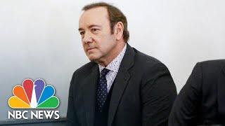 Nantucket Judge Orders Kevin Spacey To Stay Away From His Accuser | NBC News