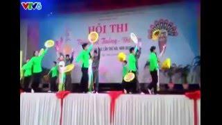 Quế Sơn quê tôi - Tiết mục hát múa do trường TH Quế Long - Quế Sơn biểu diễn