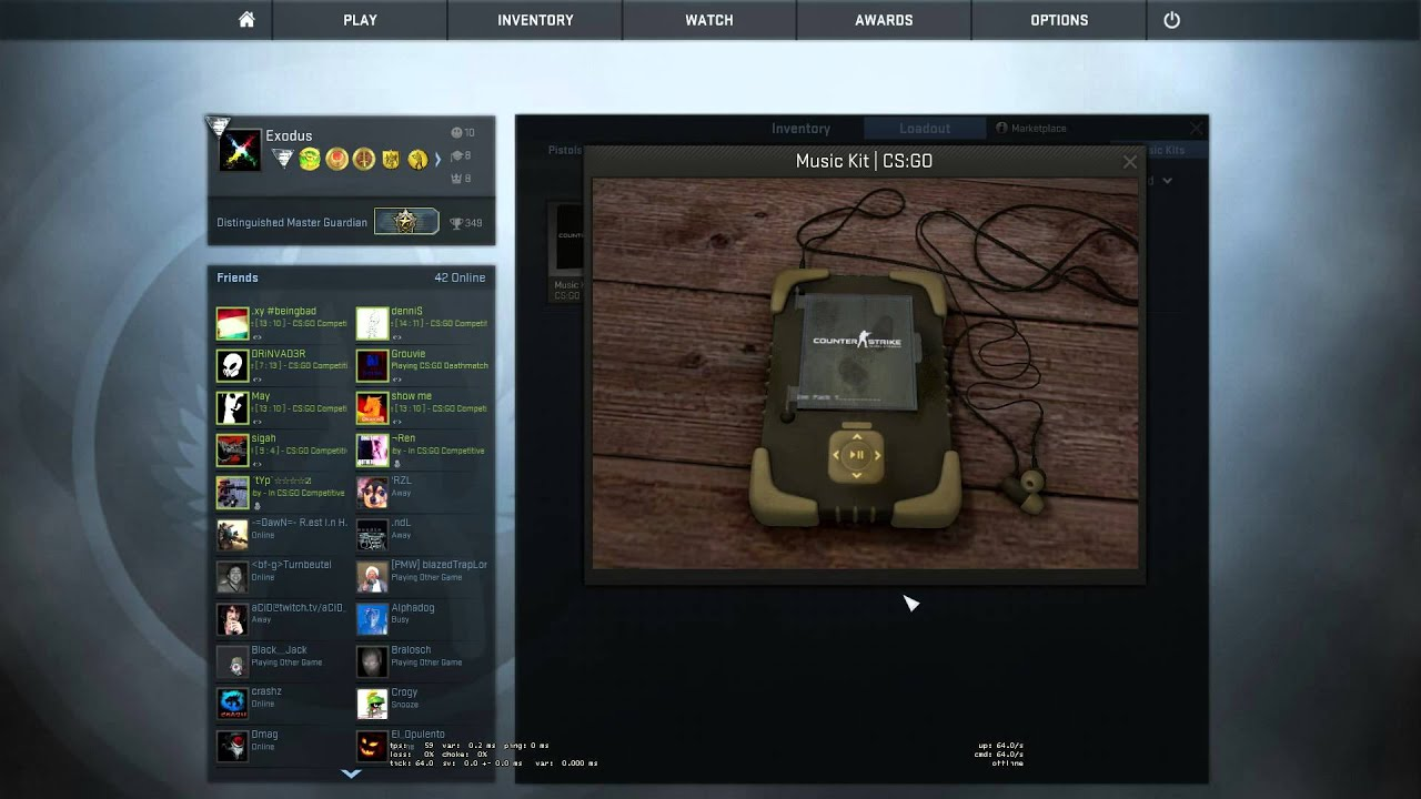 how to get music kits csgo