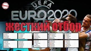 Чемпионат Европы по футболу 2020. Возвращается отбор. Результаты. Расписание. Таблицы.