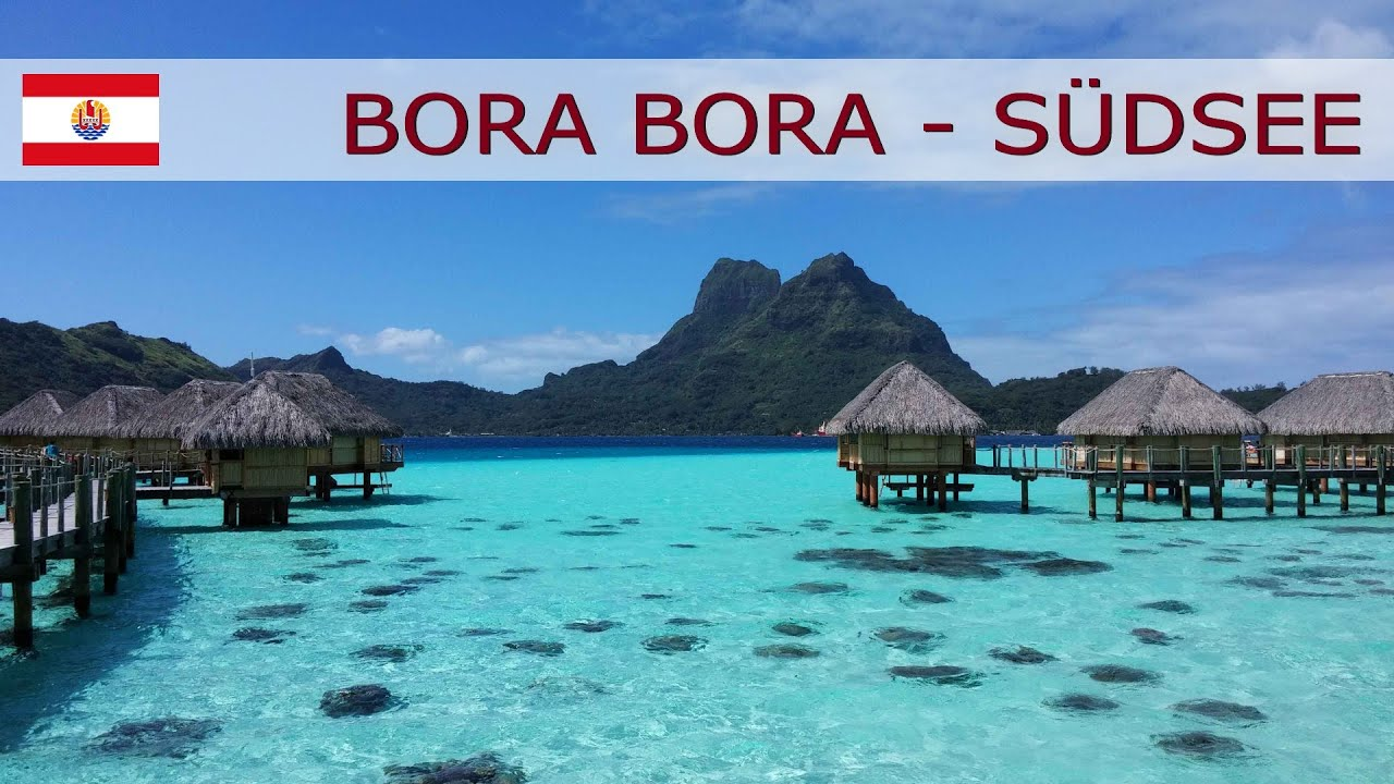 Bora bora franz sisch polynesien s dsee youtube for What to buy in bora bora
