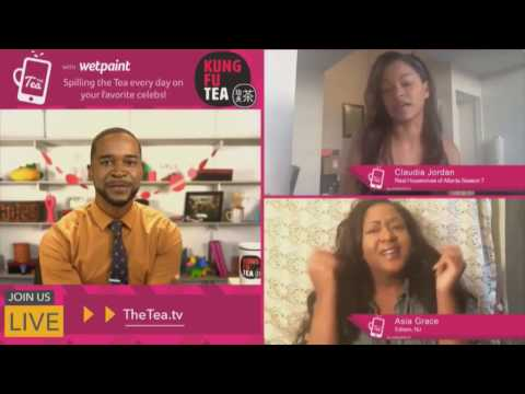 TheTea.tv brought to you by Wetpaint.com #1 LIVE celebrity gossip SKYPE show! w/ Host Jeremy Hassell