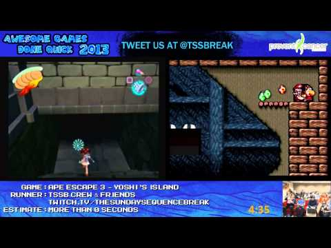 Awesome Games Done Quick 2013 Bonus Stream Part 39 - Miscellaneous (2 of 2)