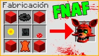 COMO INVOCAR A FOXY!! - Minecraft FNAF (Craftear Five Nights At Freddy