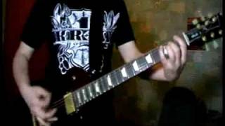 Sick of it all - Death or Jail guitar cover