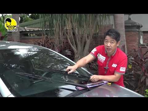 車主維修diy系列【簡易基礎篇】8.雨刷調整與更換-龐德老師