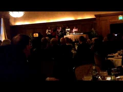CLC Celebrity chef dinner at Detroit Athletic Club