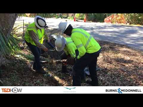 Directional Boring For Underground Distribution