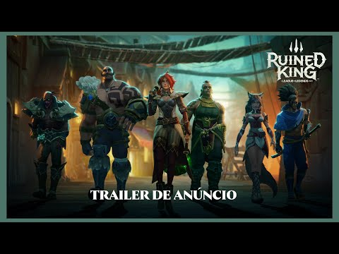 Ruined King: Uma História de League of Legends | Trailer Oficial de Anúncio