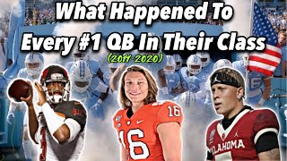 What Happened To Every #1 Ranked QB? (2011-2020)
