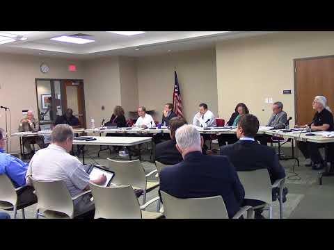 Eureka, MO - Board of Aldermen Meeting, 05/15/2018