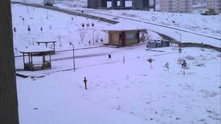 Hitit university winter