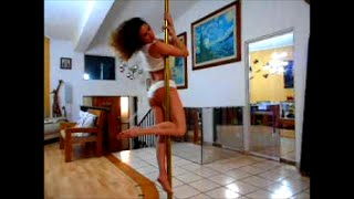 Pole Dance Freestyle - True Blue / Madonna