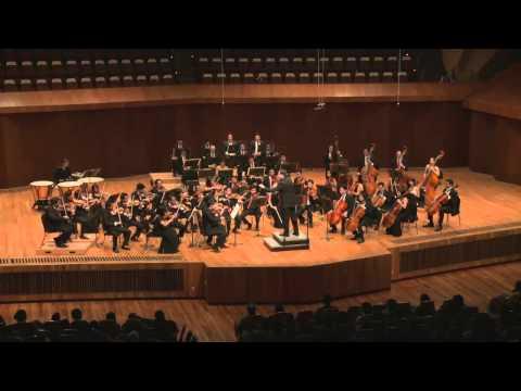 Beethoven Sinfonía no. 4 OJUEM. Iván López Reynoso