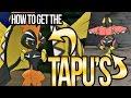How to Catch Tapu Koko, Tapu Bulu,  Tapu Lele, & Tapu Fini in Pokemon Sun & Moon!