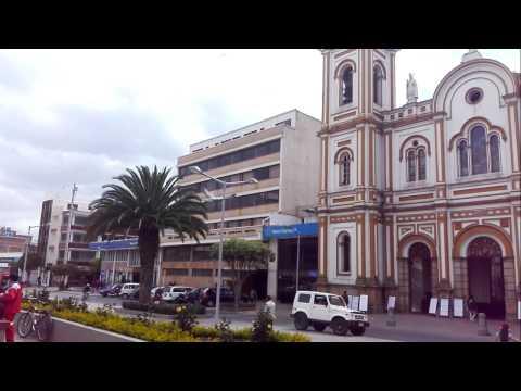 SOGAMOSO CIUDAD DEL SOL, BOYACÁ COLOMBIA