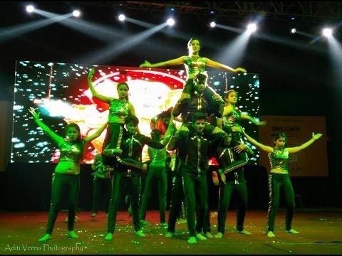 Cezanne Dance Crew||1st Place||Amity Youth fest'16