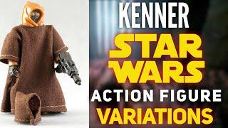 Vintage Star Wars Kenner Variants