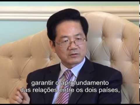 Portugal/China/Macau: A Mudança - Entrevista a Huang Songfu
