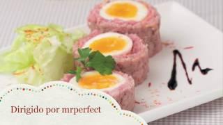 Совет шеф-повара. Рубленый рулет из свинины с яйцом