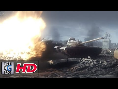 """CGI Animated Trailers : """"World of Tanks: Rubicon X"""" - by RealtimeUK"""