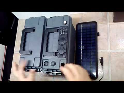 Diy Solar Power Pack Doovi