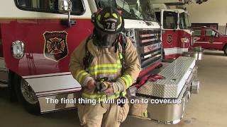 City Blog  Firefighter Bunker Gear