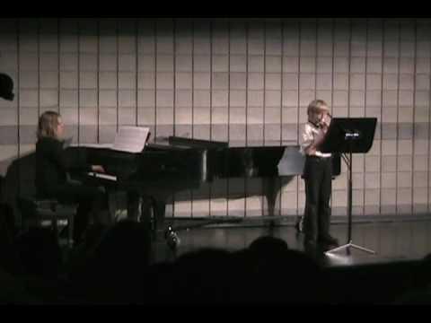 West Ottawa Harbor Lights Middle School Trombone Solo