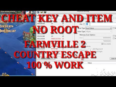 FARMVILLE 2 COUNTRY ESCAPE   CHEAT / HACK No Root 100 % Work