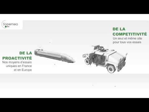 Animation vidéo du groupe Sopemea