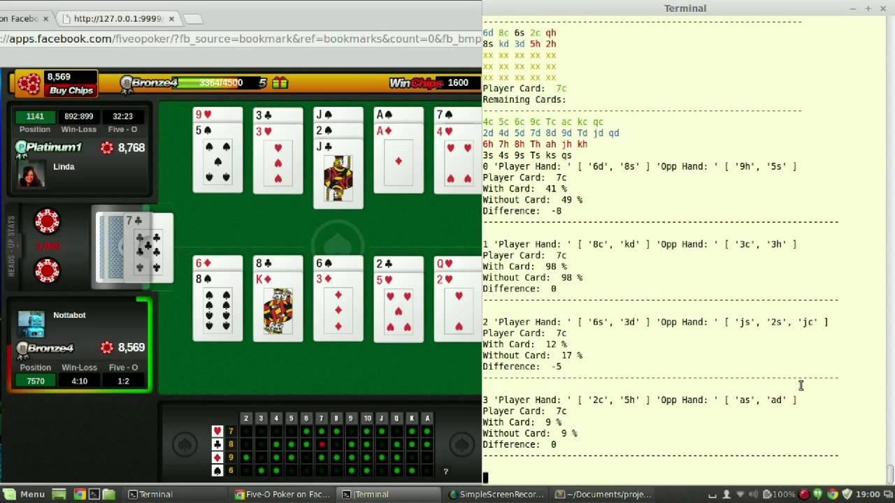 Texas Holdem Poker Source Code