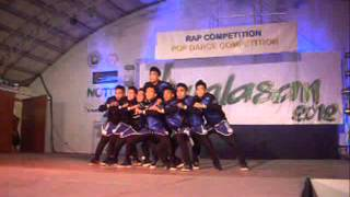 Skip Dance Crew BUGLASAN Champion  (clean cut)