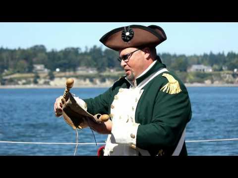 Richard Riddell - Anacortes Workboat Races & Pirate Faire