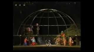 彗星の使者(すいせいのジークフリート) 1986 @代々木競技場 第一体育館.