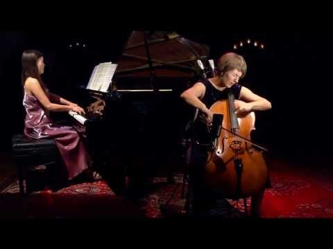 Schubert- Sonata Arpeggione for cello and piano, Tanya Anisimova - Cello, Pi-Hsun Shih - Piano