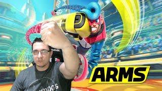 El Gran Premio | ARMS | Juego para ponerte Mamado