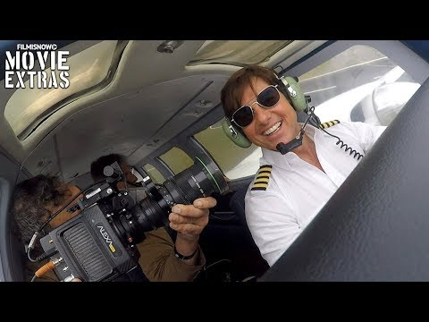 Go Behind the Scenes of American Made (2017)