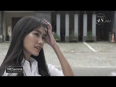 Tips Alika Islamadina untuk Rambut Lembut hingga 48  Jam dalam Berbagai Kondisi