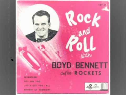 Boyd Bennet And The Rockets Seventeen