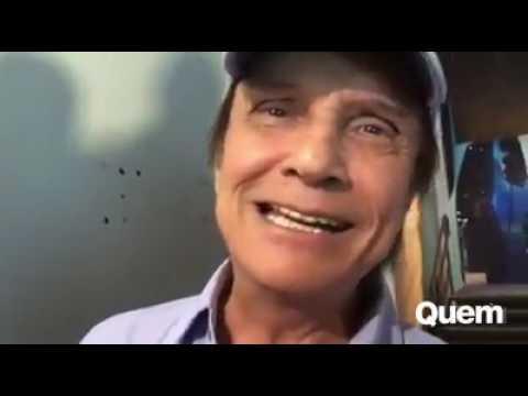 QUEM ACONTECE - ROBERTO CARLOS FAZ ENTREVISTA - PRAIA DO FORTE