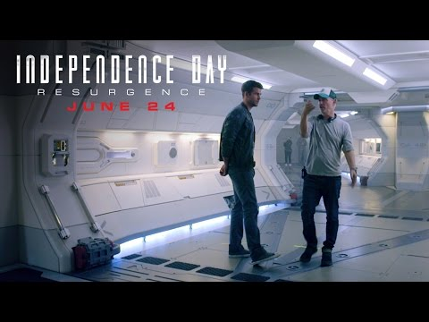 Independence Day: Resurgence  About the Director: Roland Emmerich HD  20th Century FOX