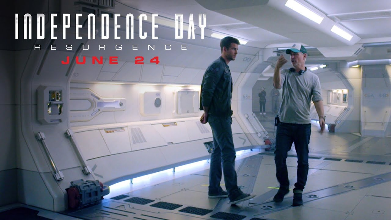 Independence Day: Resurgence | About the Director: Roland Emmerich [HD] | 20th Century FOX